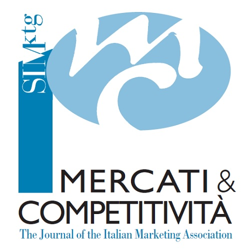 The Journal of the Italian Marketing Association